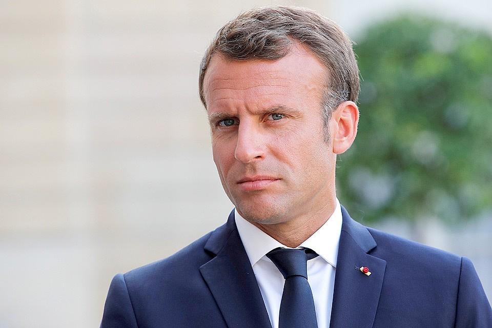 """Эммануэль Макрон рассказал о новой встречи лидеров """"Нормандской четверки"""""""