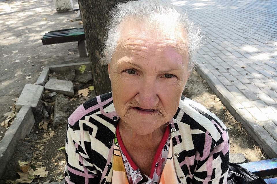Александра была коренной жительницей Севастополя, но жизнь распорядилась так, что она стала бездомной. Фото: Анастасия Макеева/Движение волонтеров «Сердце Севастополя»/VK
