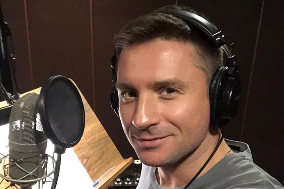 Российский певец занят записью нового альбома
