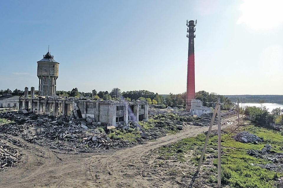 Местные говорят, что заводу меньше от фашистов досталось, чем от современных «инвесторов».