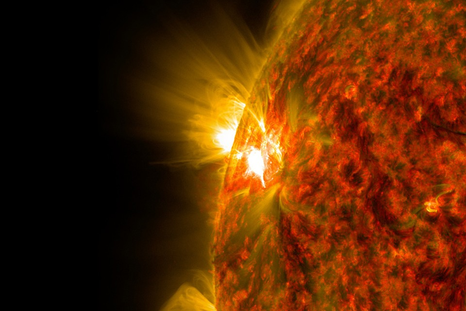 Сто дней на Солнце не было ни одной вспышки. Это очень много даже для минимума