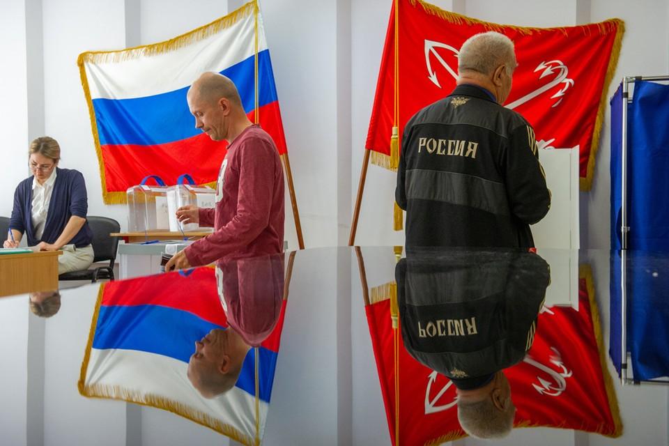Как прошли и чем закончились выборы губернатора в Санкт-Петербурге 8 сентября 2019 года.