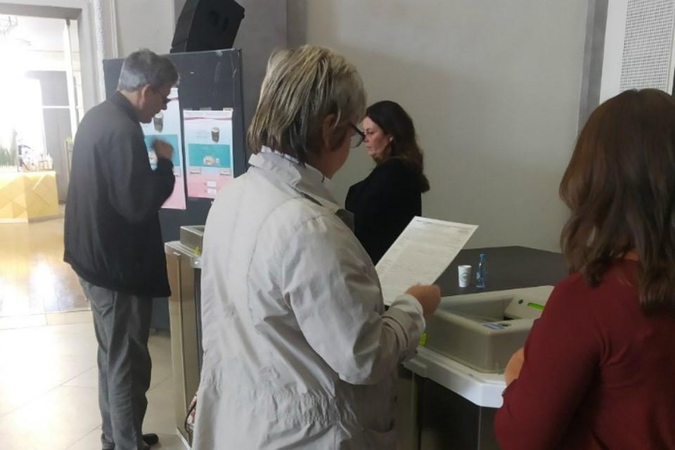 В Красноярском крае рассказали, где самые активные избиратели ФОТО: Избирательной комиссии Красноярского края