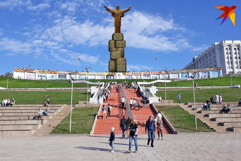 Скульптор Зураб Церетели предложил поставить в Самаре 33-метровую статую Христа