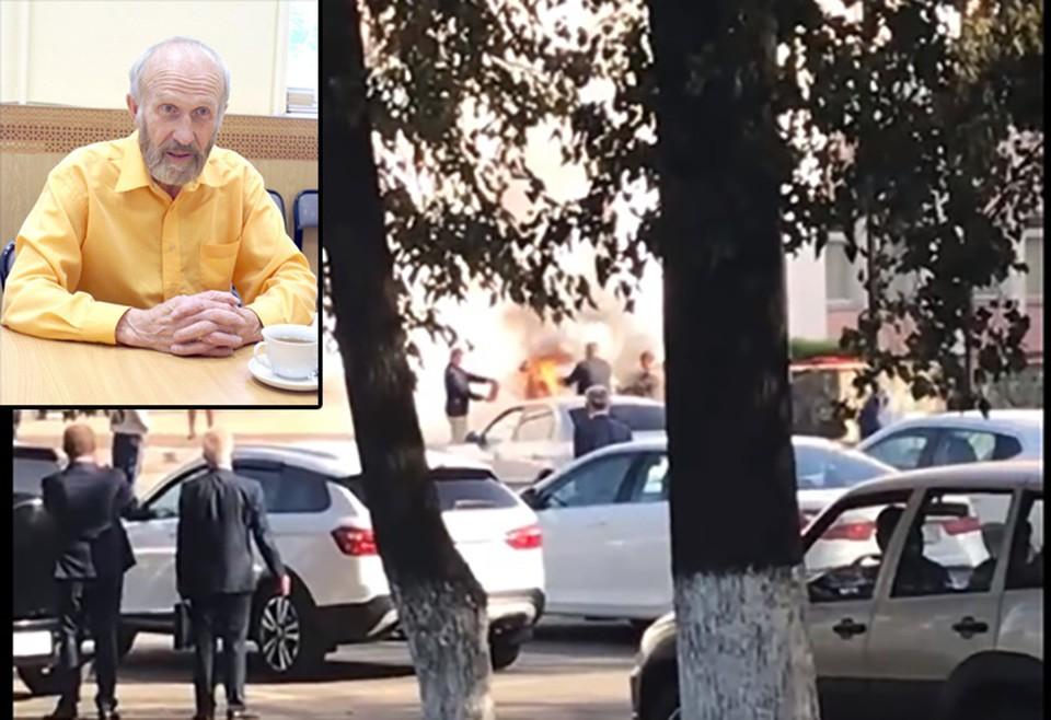 Фото: скриншот видео и ok.ru