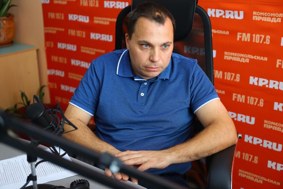 Анатолий Шикалов, анестезиолог ЛОР-клиники «Дали» и стоматологической клиники «Лада-Эстет»