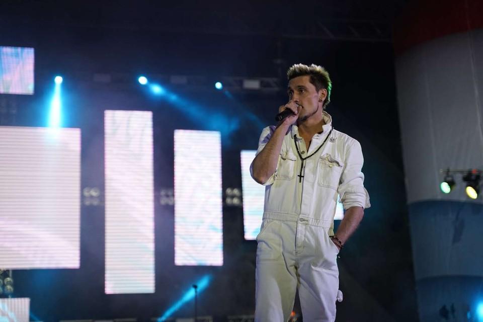 Дима Билан стал героем недели в Самаре