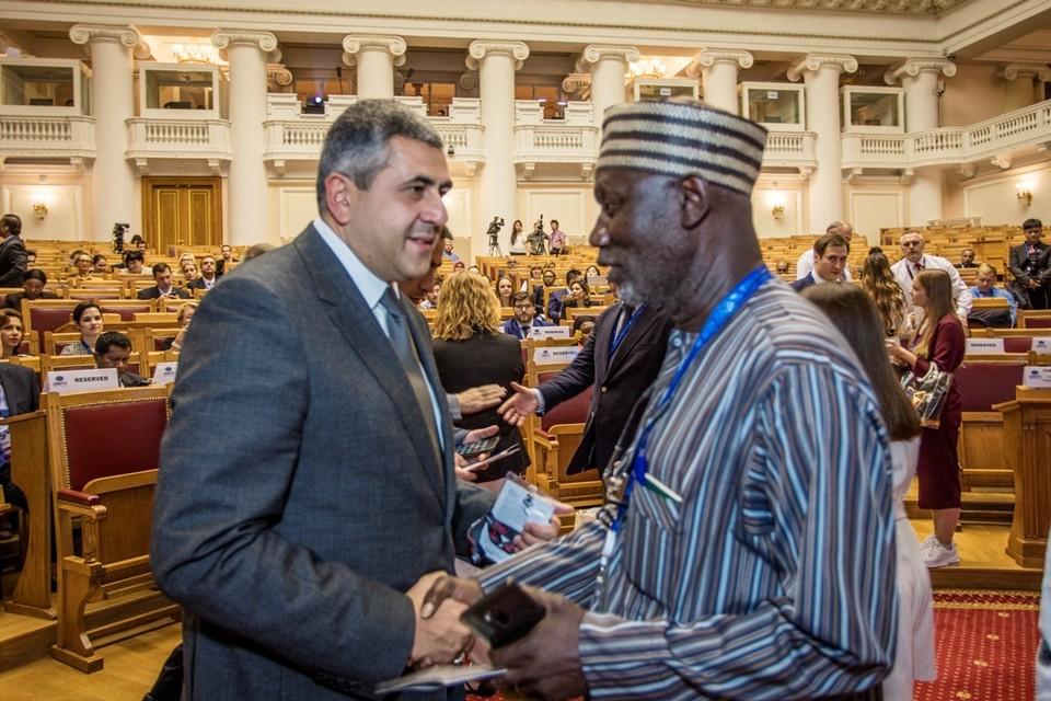 Сейчас Петербург принимает 23-ю Генеральную ассамблею ЮНВТО. ФОТО: сайт ЮНВТО