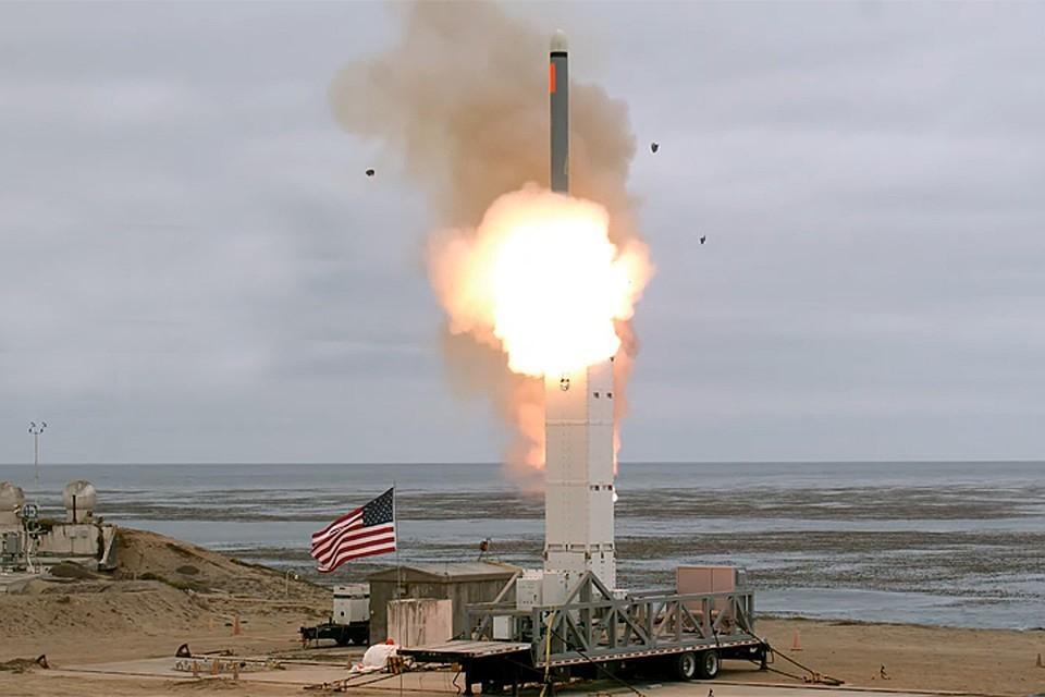 На момент выхода США из договора РСМД – 2 августа 2019 г. – запрещенная данным соглашением ракета уже проходила подготовку к испытательному пуску