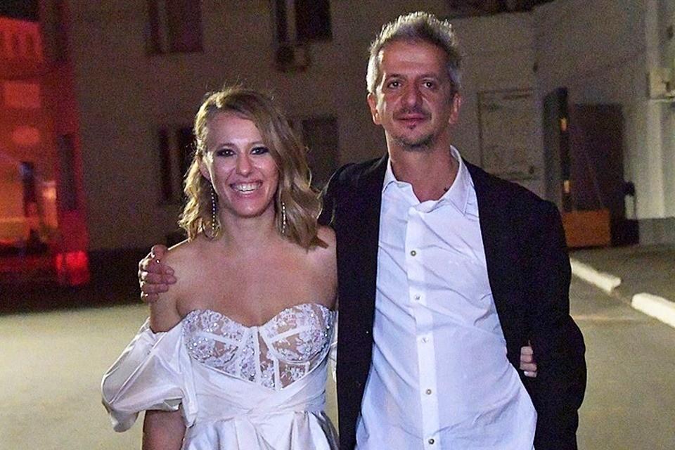 Свадьба Ксении Собчак и Константина Богомолова пела и гуляла всю ночь.