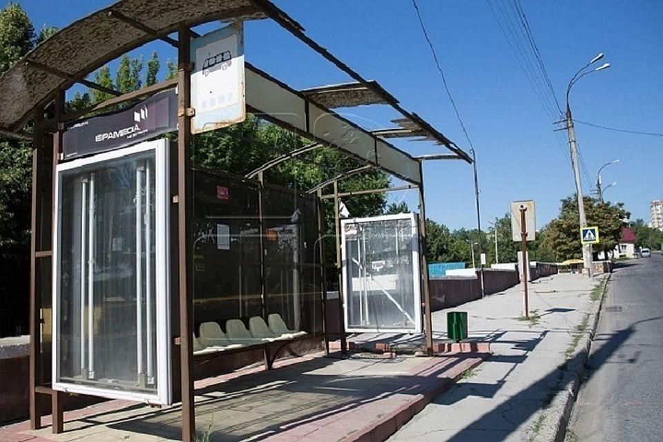 Последний раз ремонт остановок проводился 12 лет назад