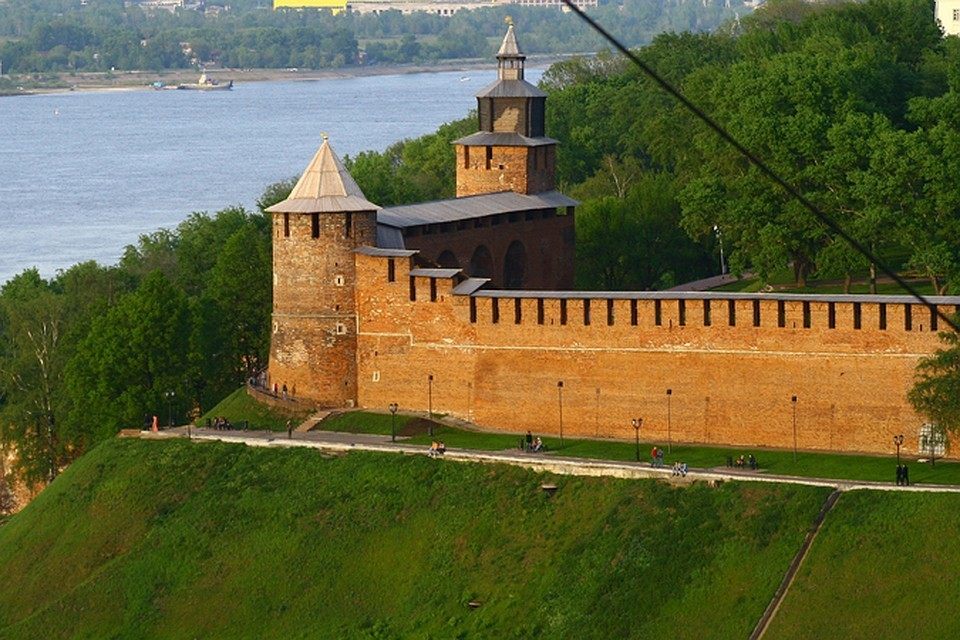 Стало известно, как изменится территория Нижегородского кремля к 800-летию города