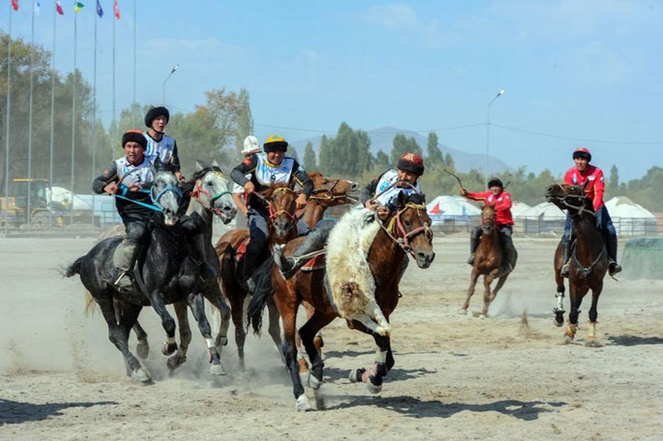 20 сентября команда Ошской области встретится с командой города Бишкек.