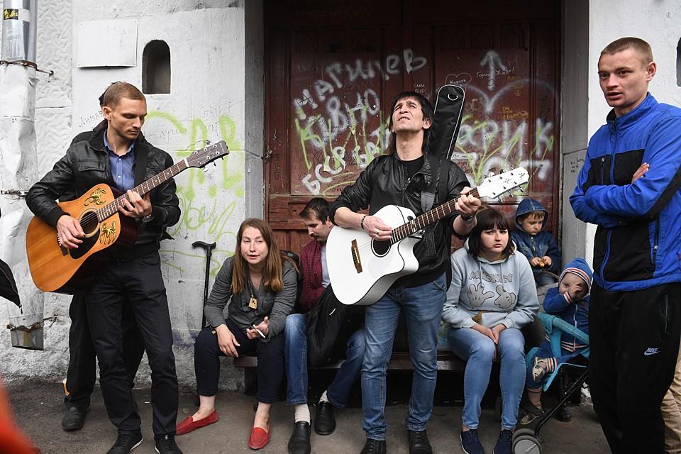 Учителям предлагается обратить внимание на видных современных музыкантов