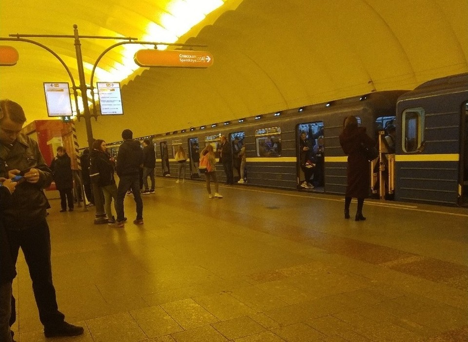 Движение поездов заморозилось почти на 40 минут. Фото: СОЦСЕТИ