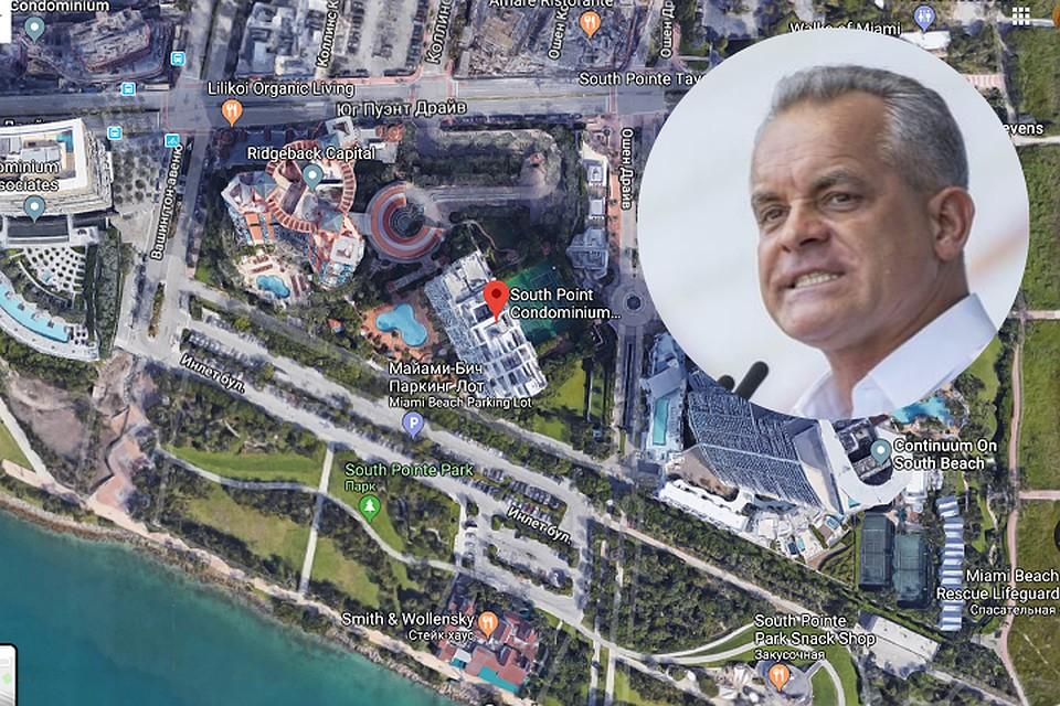 Как упоительны в Майами вечера: Плахотнюк после побега из Молдовы осел на курорте в США, потратив с июня на аренду жилья более 100 тысяч долларов