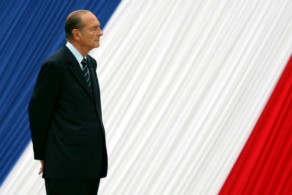 Во Франции прощаются с бывшим президентом страны