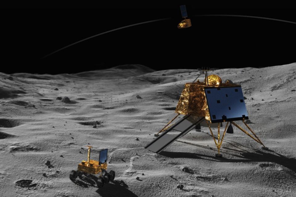 Таинственное исчезновение с Луны индийских аппаратов волнует общественность.
