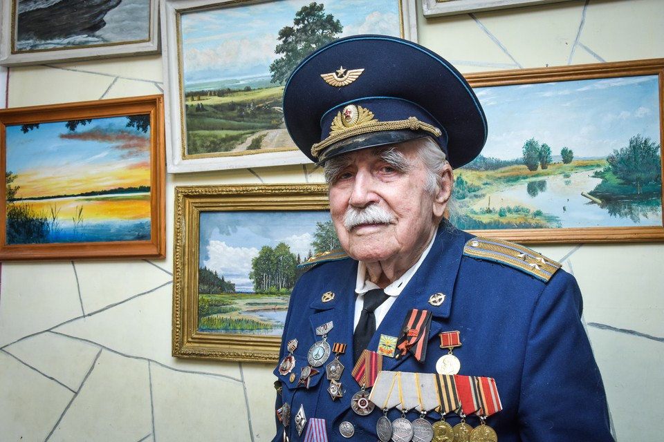 Свою службу Яков Федорович закончил в 1969 году в звании подполковника.