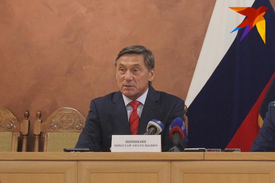 Экс-прокурор Воронежской области Николай Шишкин.