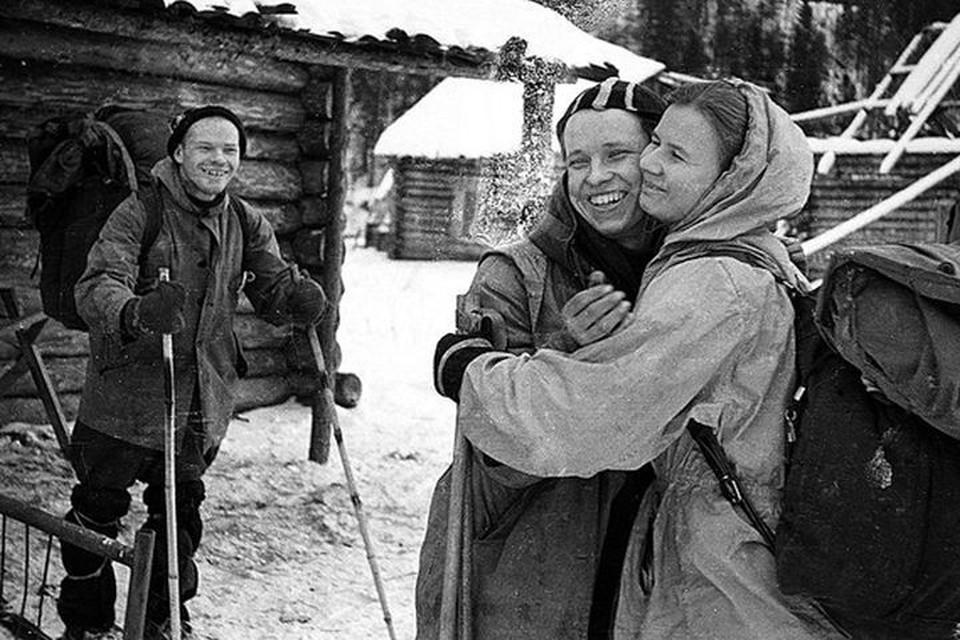 Одна из последних фотографий сделанных тургруппой Игоря Дятлова перед гибелью. Фото: из материалов дела 1959 года.
