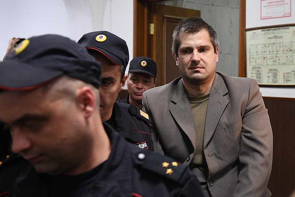 Сергей Григорьев состоит на учете у психиатра