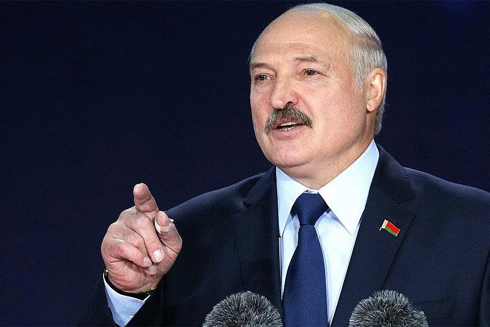 Лукашенко на встрече с Зеленским назвал Украину Россией