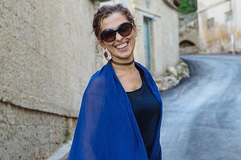 Юлия Юзик была арестована в Тегеране 2 октября прямо в гостиничном номере