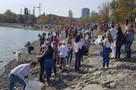 В Крыму завершается серия экомарафонов