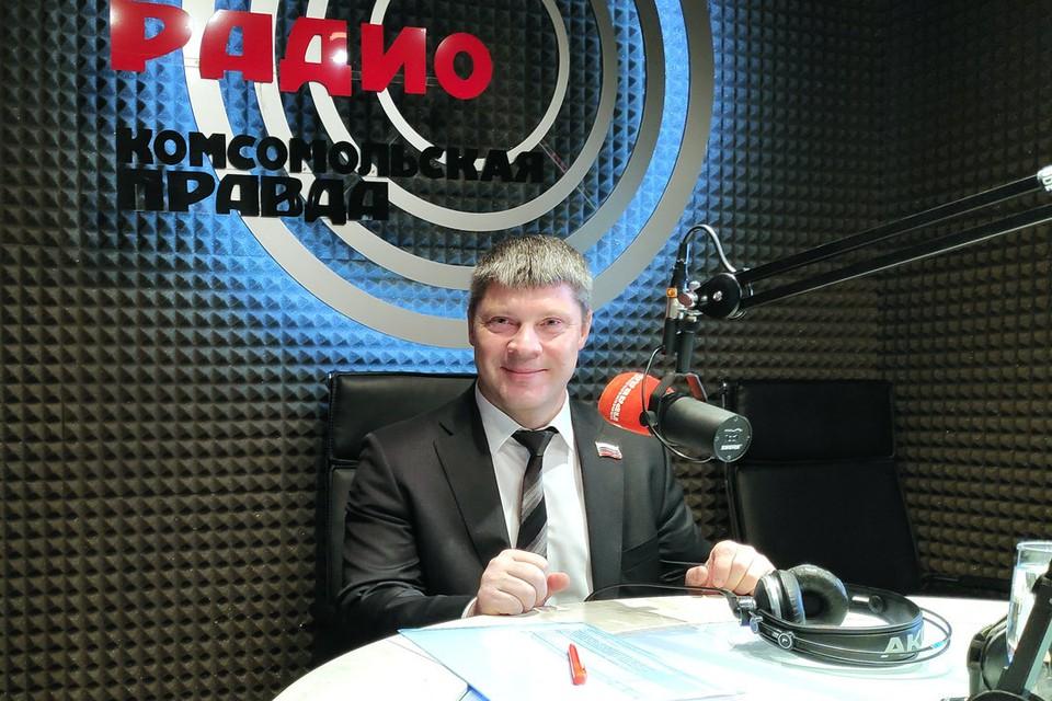 Валентин Сичкарев рассказал о проекте «Локомотивы роста».