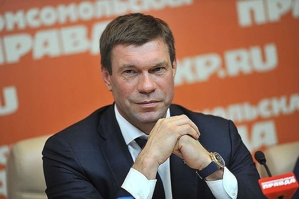 Экс-депутат Рады Олег Царев