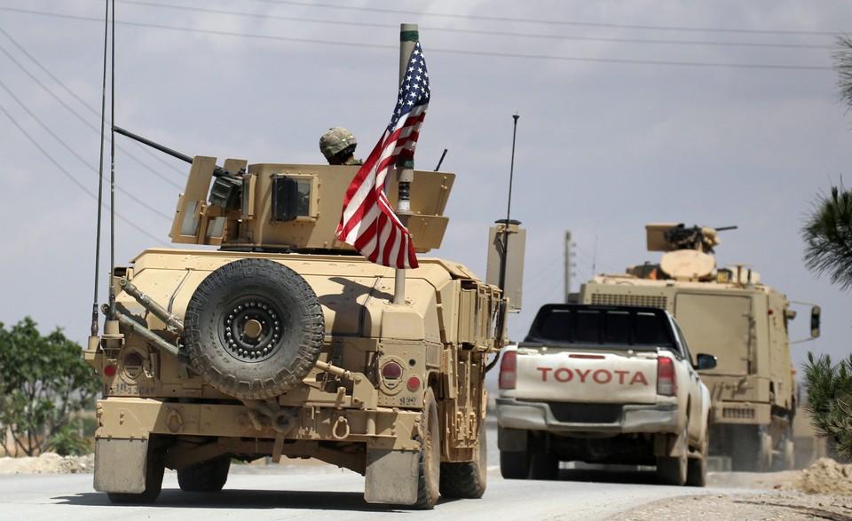 В Кремле прокомментировали вывод войск США из Сирии