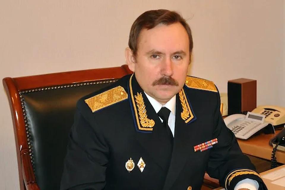 Александр Петрович Калашников. Фото: пресс-служба УФСБ по Красноярскому краю