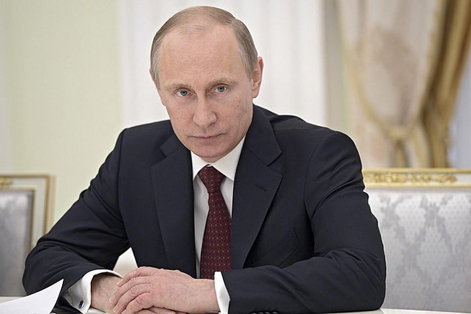 Путин освободил от должности Глазьева