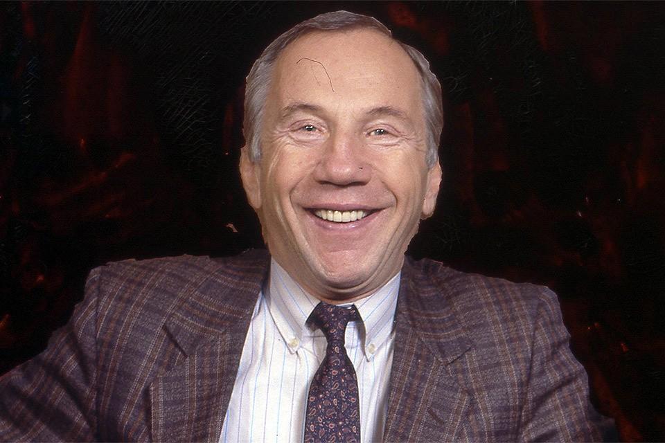 Савелий Крамаров в 1992 году, к тому времени он уже 11 лет как покинул СССР.