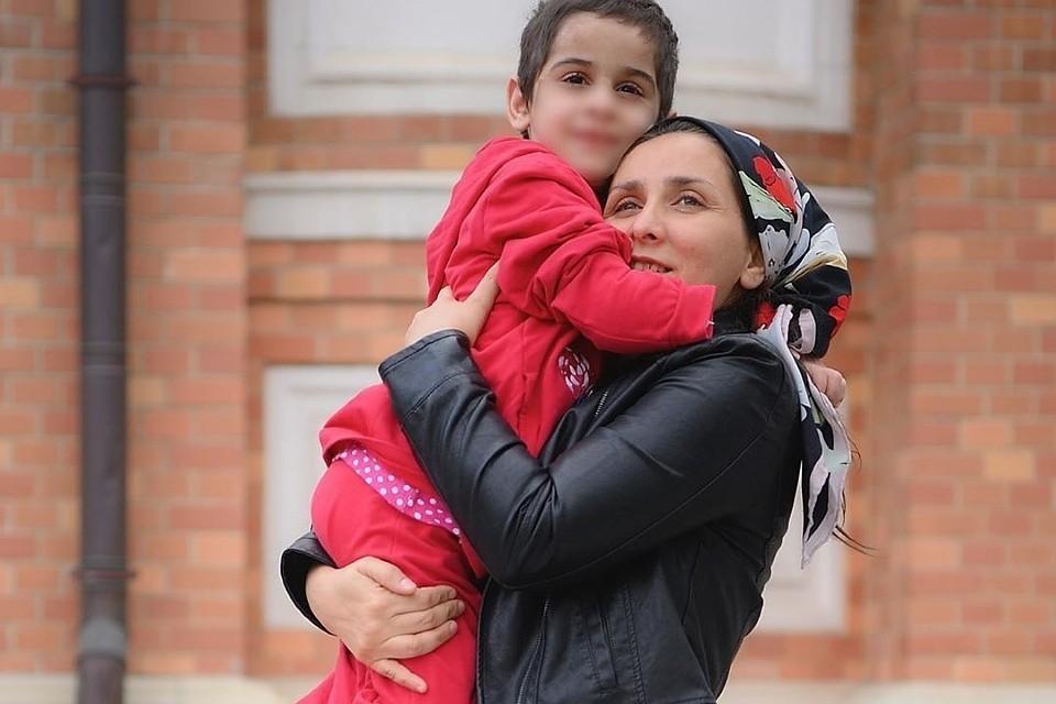 С дочкой Лидия встретилась еще в сентябре. Фото: личная страница Анны Кузнецовой