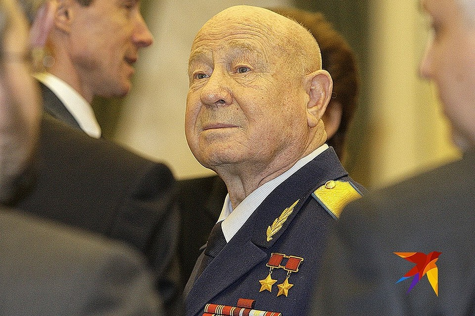 Дважды Герой СССР космонавт Алексей Архипович Леонов скончался на 86-м году жизни