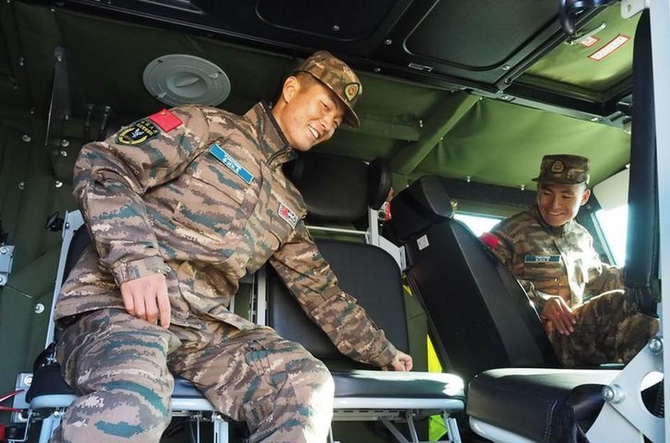 В антитеррористических учениях примут участие российские и китайские военнослужащие. Фото: пресс-служба Сибирского округа Росгвардии