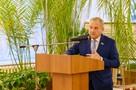 Глава регионального ОЗС Владимир Быков уходит в отставку