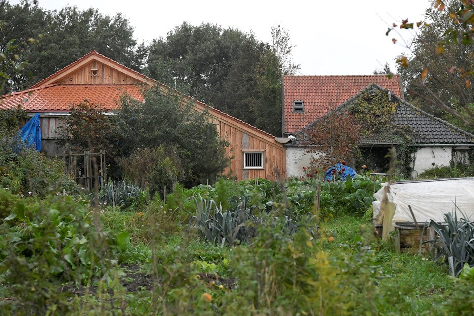 Дом, в котором голландская семья 9 лет ожидала конца света.