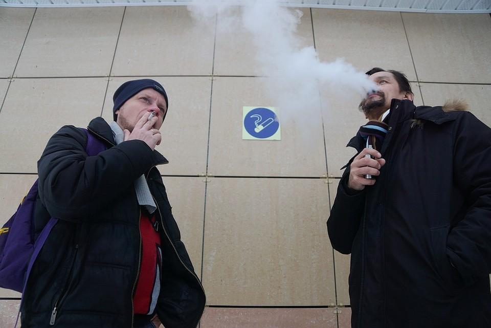 На рынке электронных средств для курения планируют навести порядок