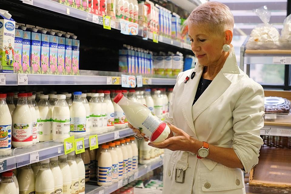 С 1 июля продавцы должны либо ставить продукты с «пальмой» и без «пальмы» на разные полки, либо выделять их с помощью специальных обозначений на ценниках