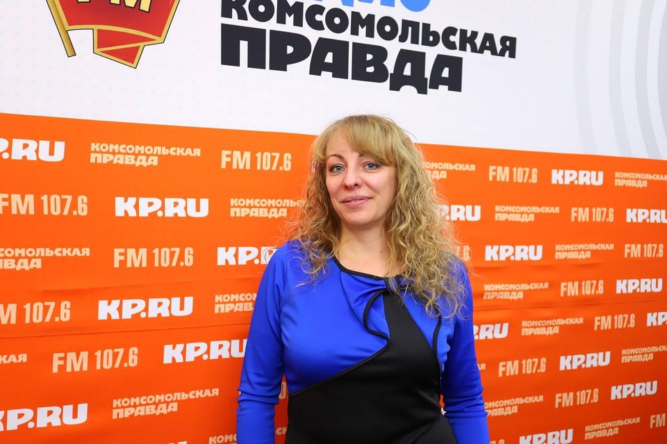 """Начальник торгового отдела ЗАО """"Ижторгметалл"""" Алена Басова"""