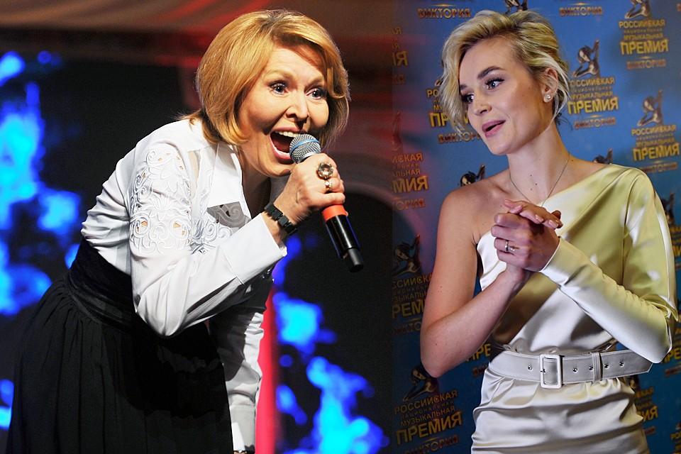 Если включить две песни одновременно, покажется, будто певицы очень слаженно поют хором. Фото: Гусева Евгения и Владимир Веленгурин