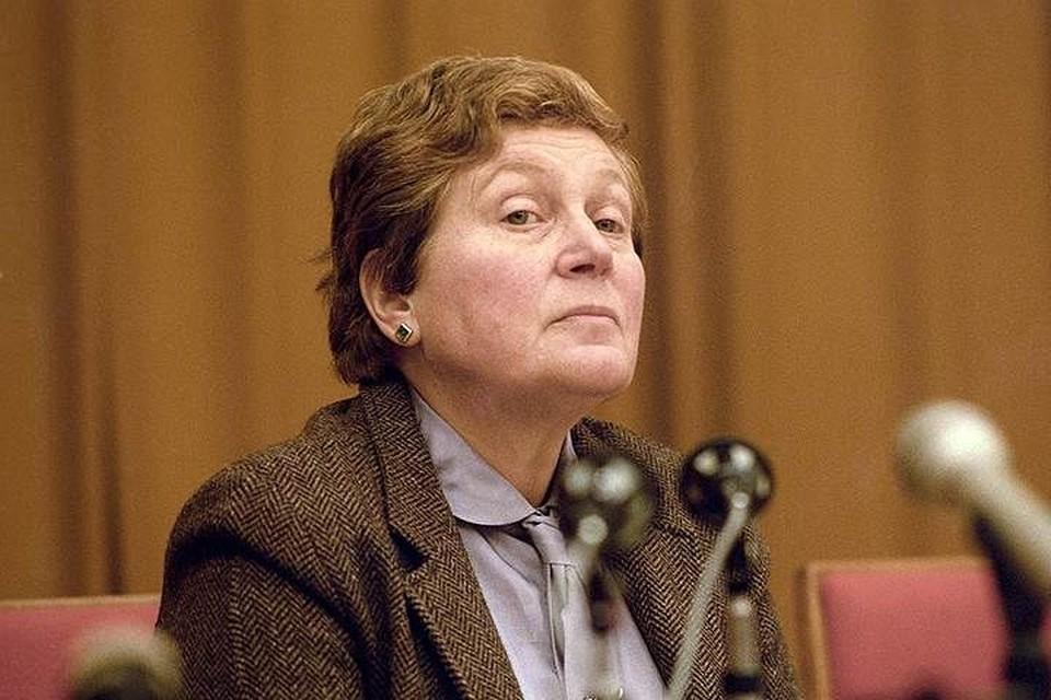 Дочь Сталина Светлана Аллилуева. Фото: Игорь Зотин и Валентина Мастюкова/ТАСС