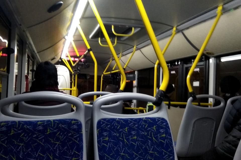 В Липецке в работу автобусов №34 и №353 внесли изменения