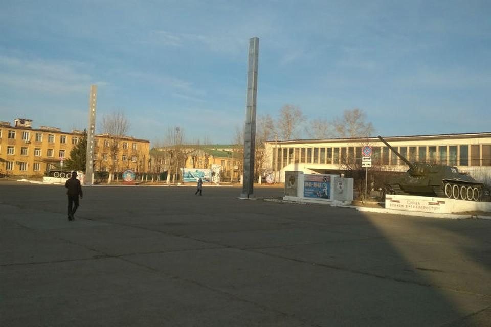 Поселок Горный. где произошла трагедия. Фото: соцсети
