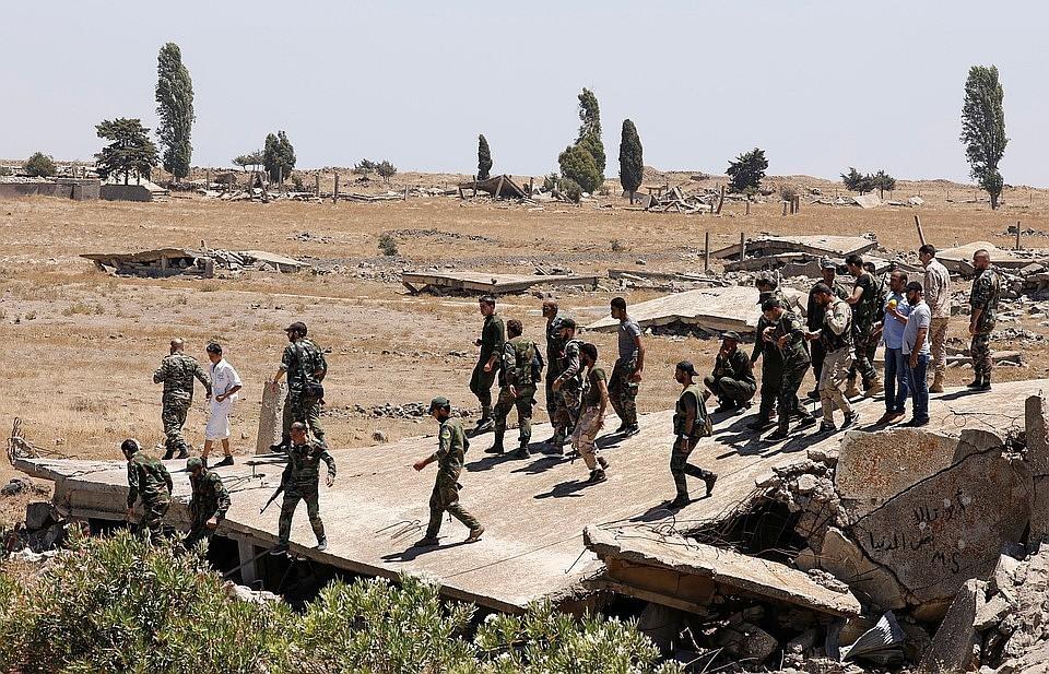 В Кремле не исключили «шероховатости» в начале реализации меморандума по Сирии