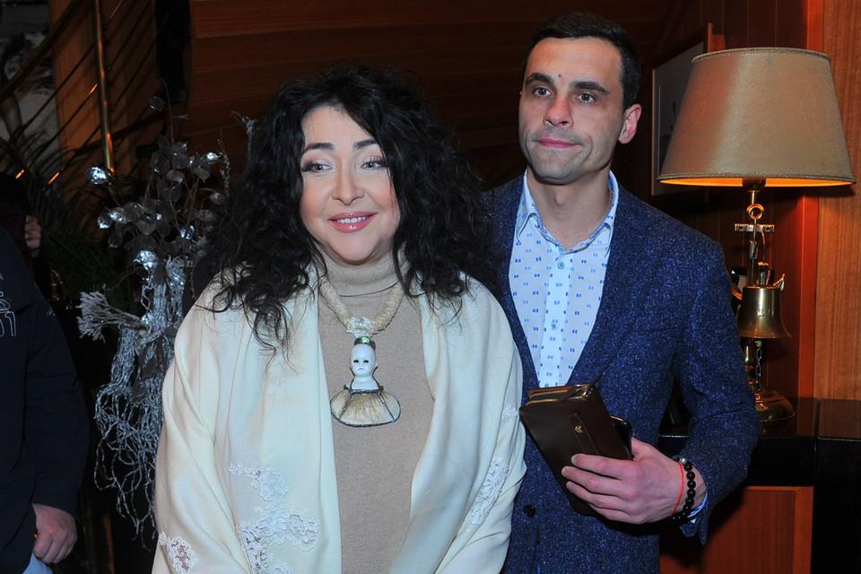 Лолита подала иск о признании недействительным своего брака с Дмитрием Ивановым.