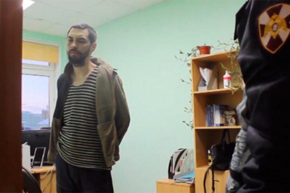 Денис Поздеев задержан за убийство Фото: СКР